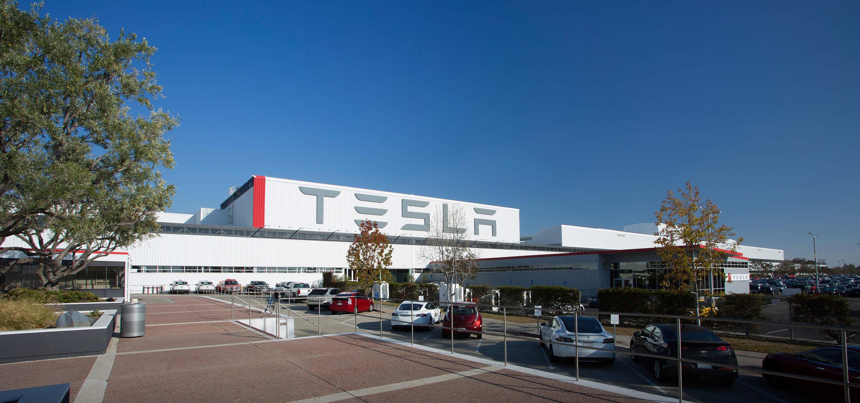 Tesla factory, Tesla factories