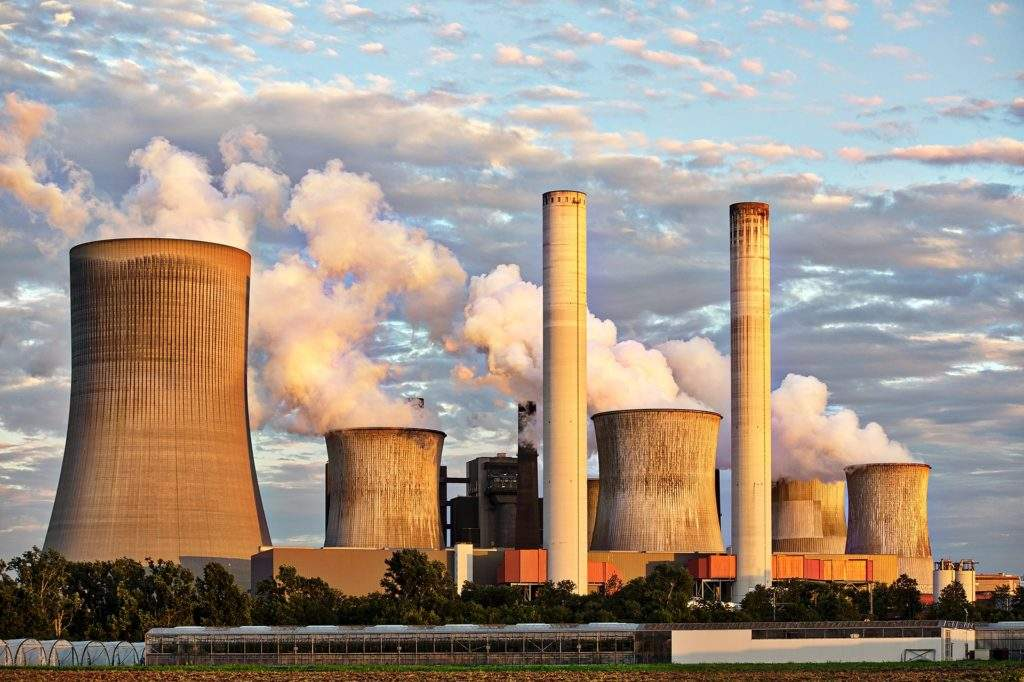 coal power, factory, fossil fuel firms