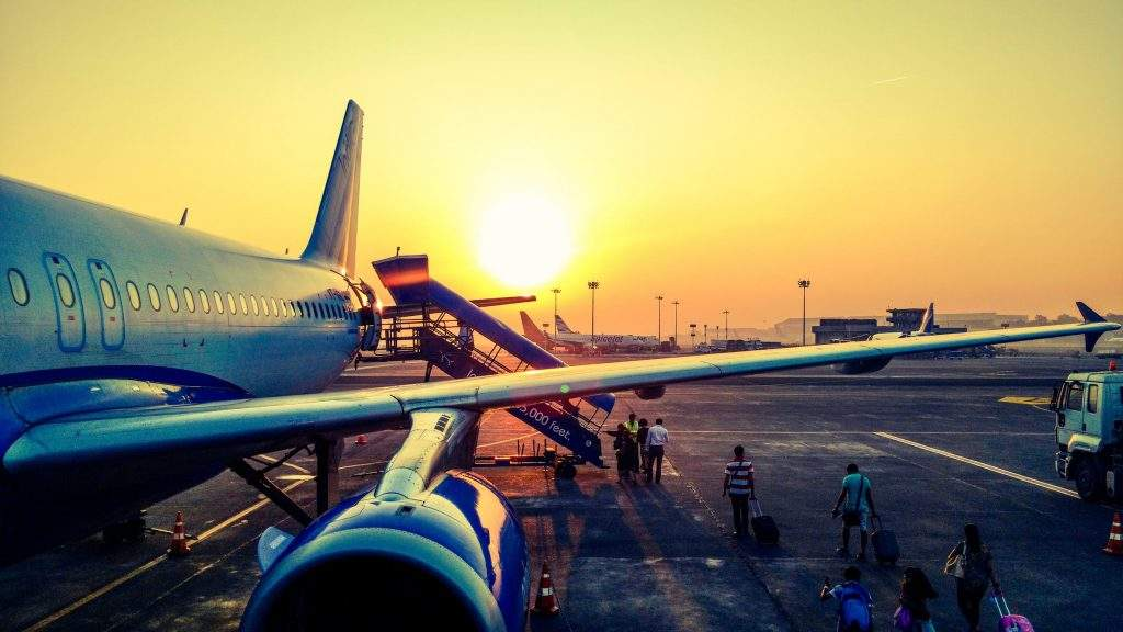 ways to beat jet lag