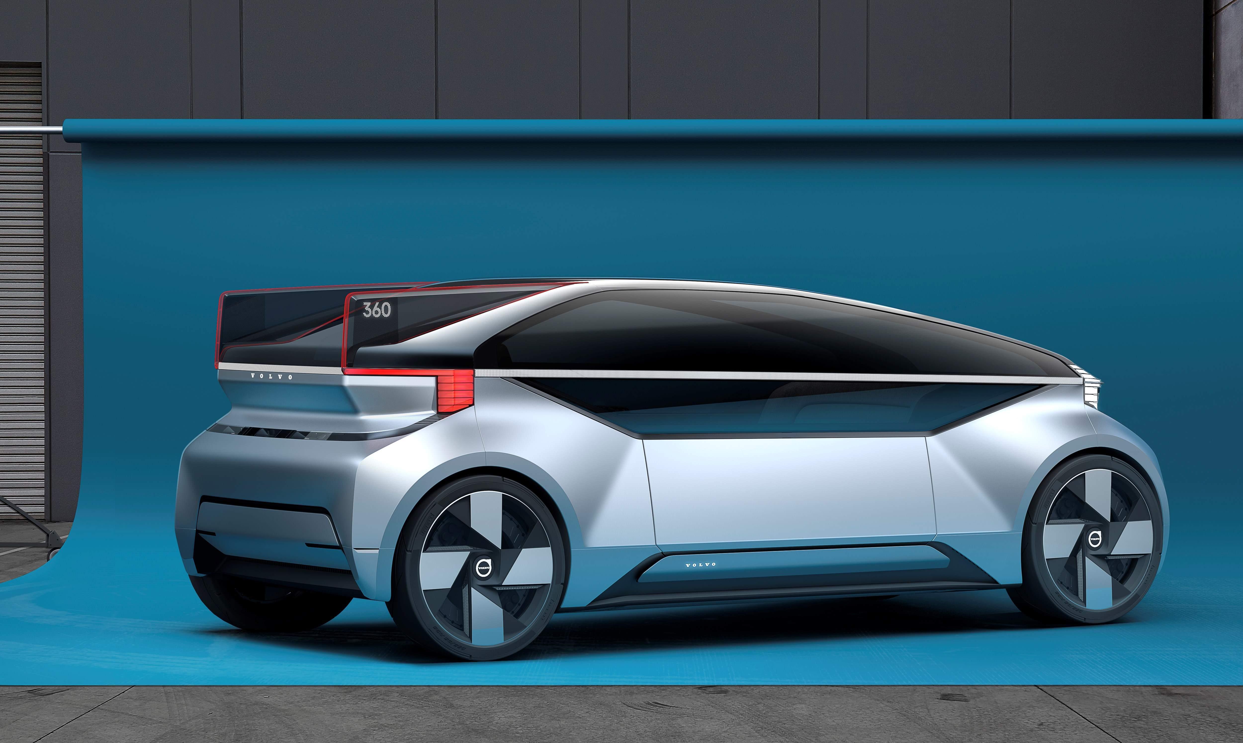 autonomous sleeper car