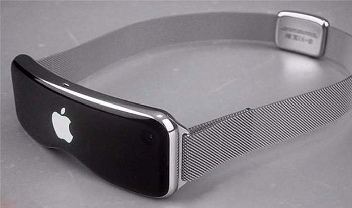 Future Apple products, Apple AR headset