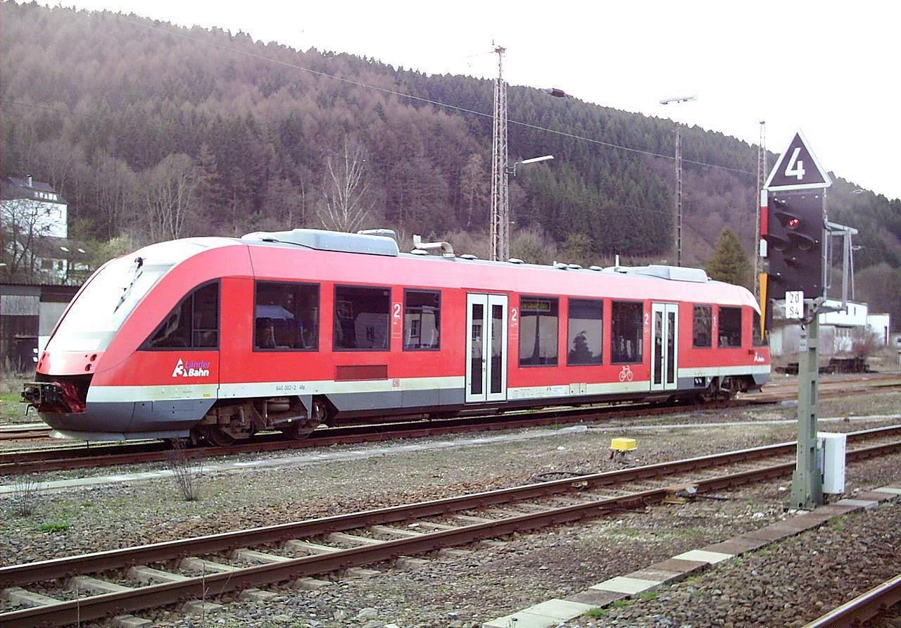 hydrogen fuel cell train