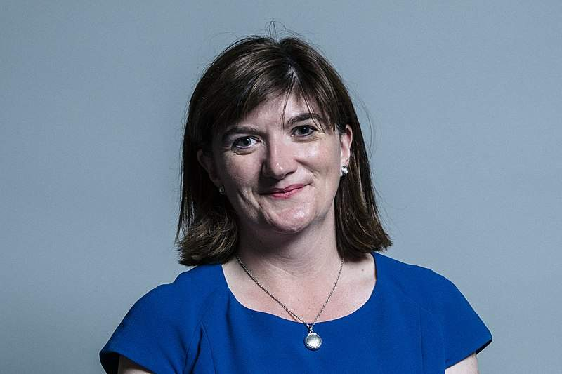 Cashplus, Nicky Morgan MP