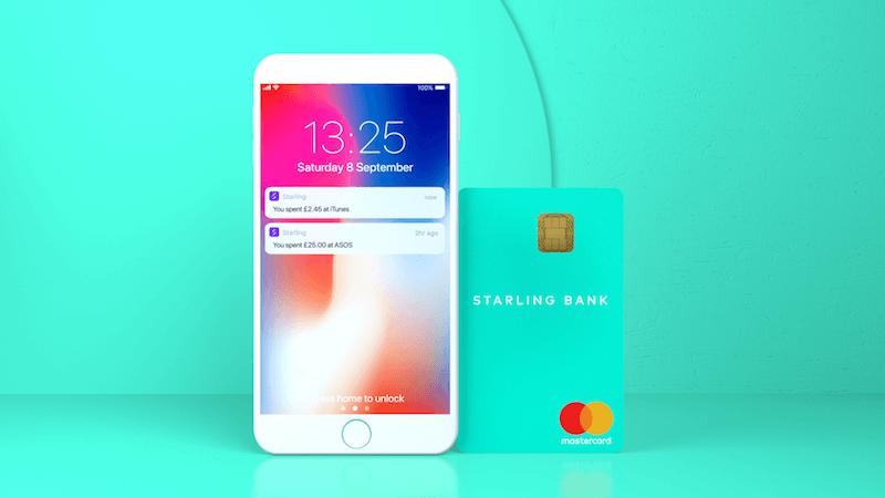 Starling Bank, rise of disruptor banks
