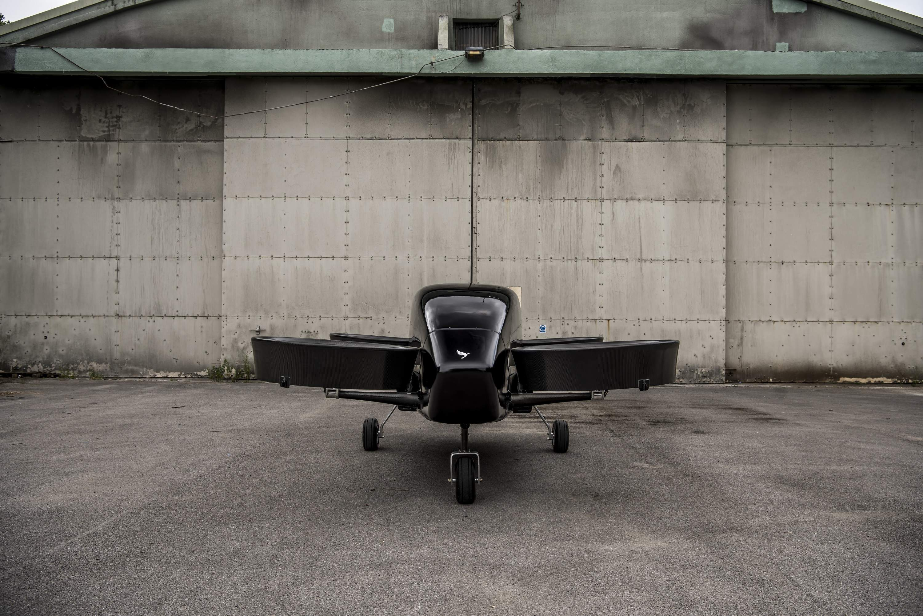 Vertical Aerospace, electric flying taxi, flying car