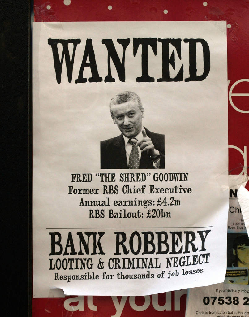 who is fred goodwin
