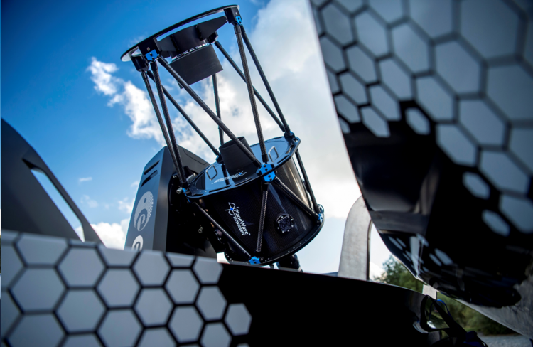mobile space observatory