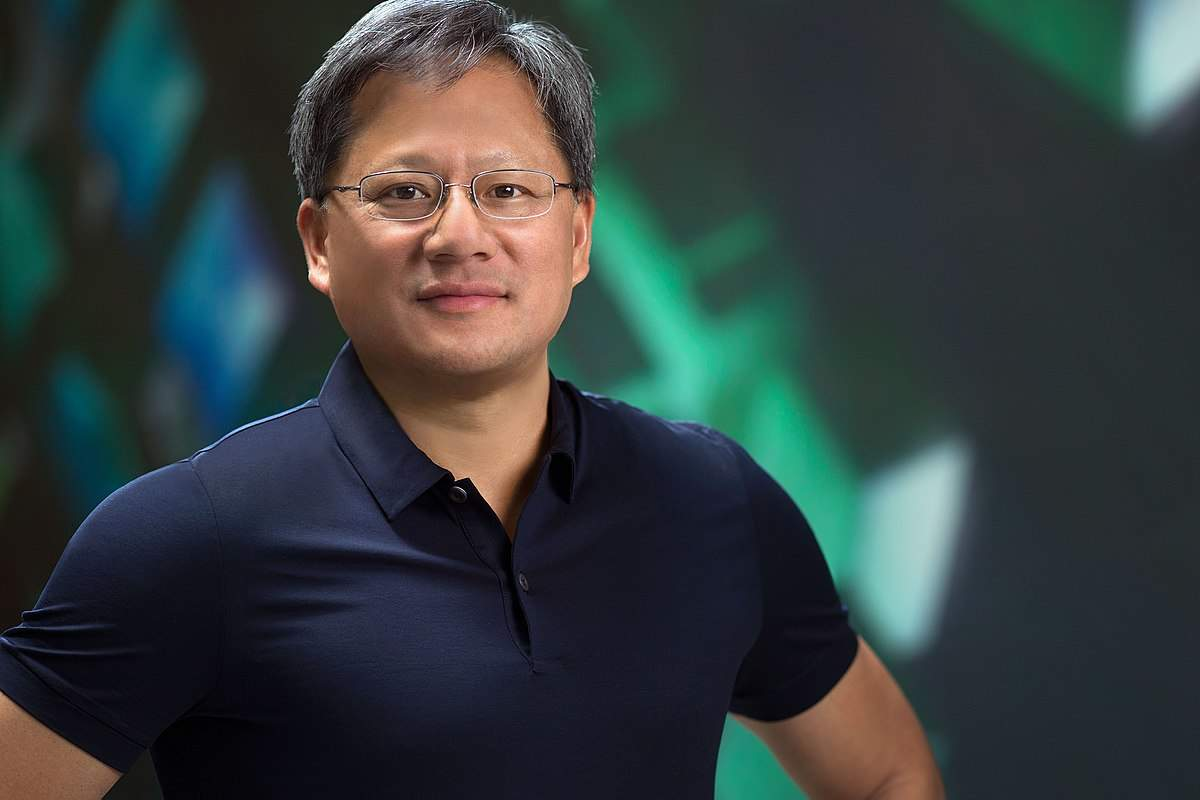 Jen Hsun Huang, NVIDIA founder and CEO who will hold the opening keynote of GTC Europe 2018 (Credit NVIDIA)