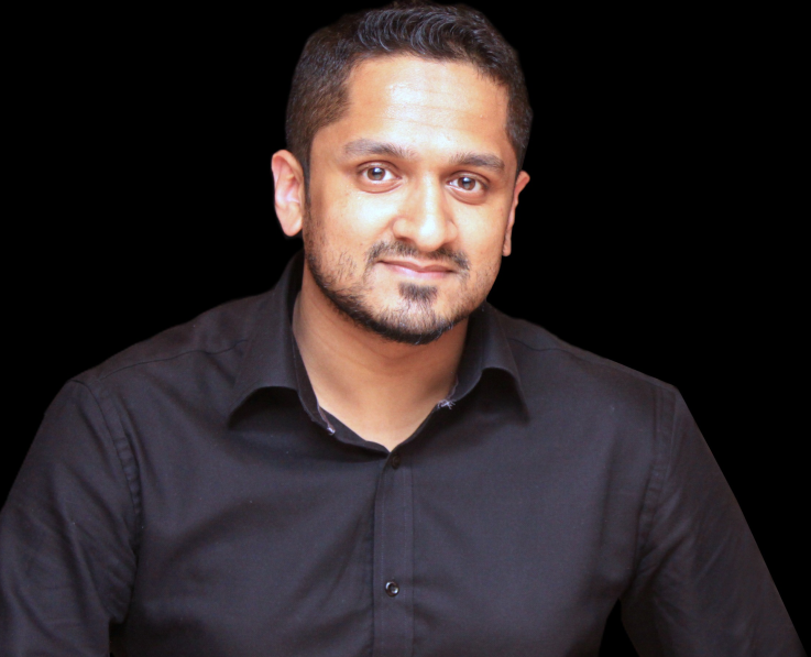 Abdul Alim co-founder of digital advertising platform, Bidooh
