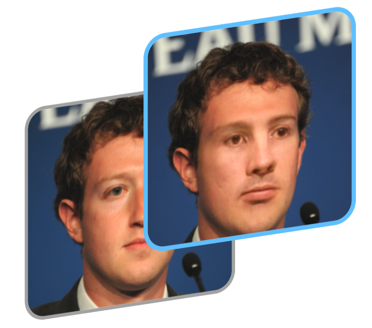 Brighter AI software being used to anonymise Facebook founder Mark Zuckerberg