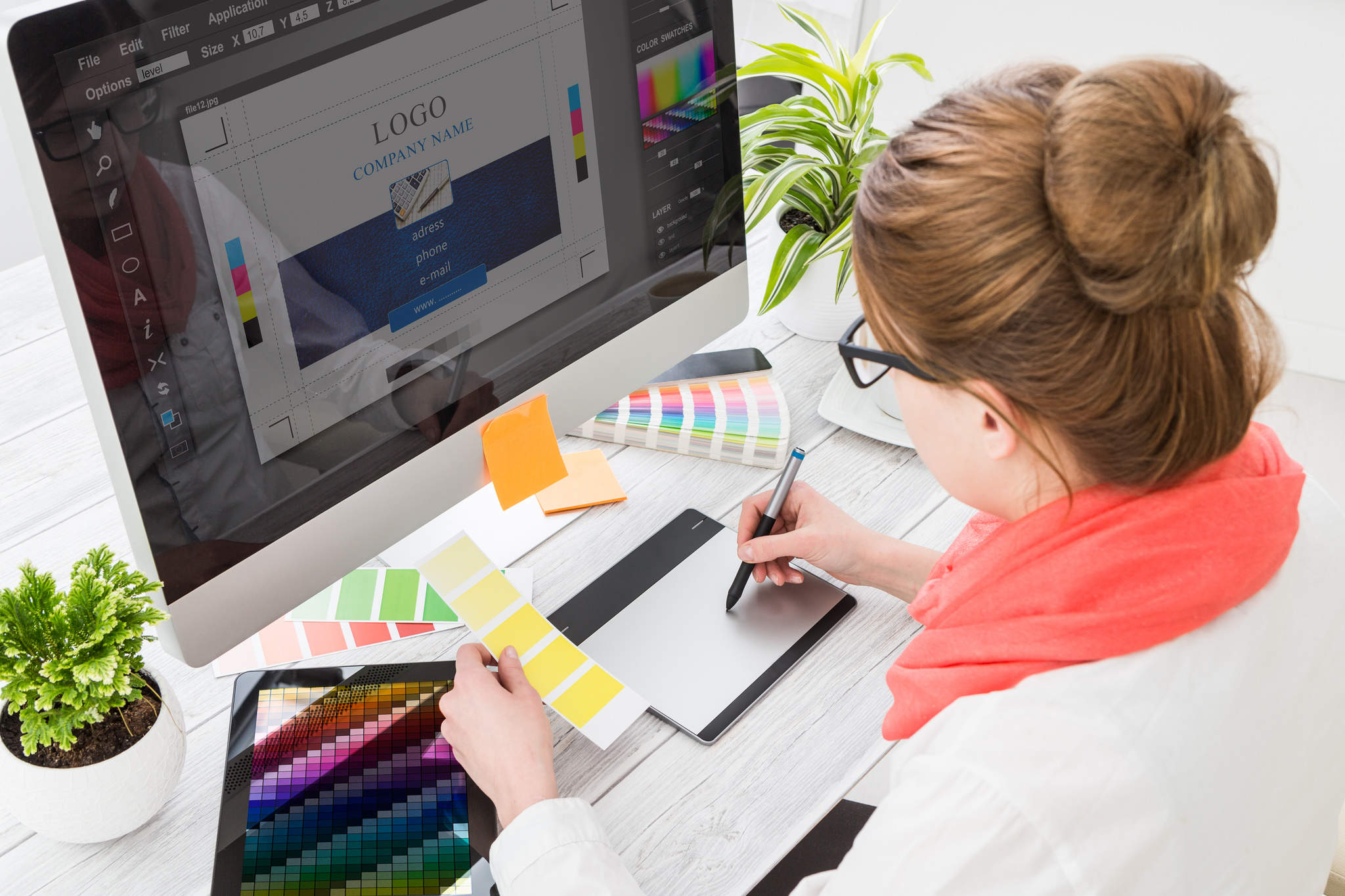 New apprenticeships, graphic designer