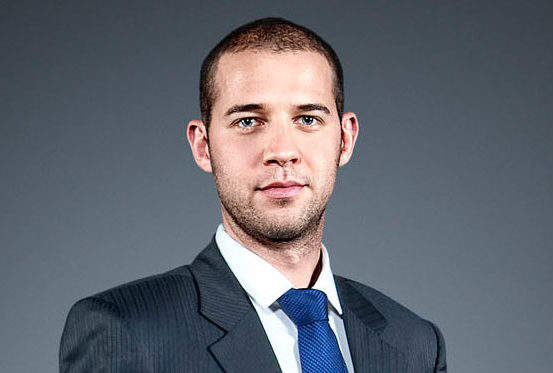 Previous Apprentice candidate, Jamie Lester