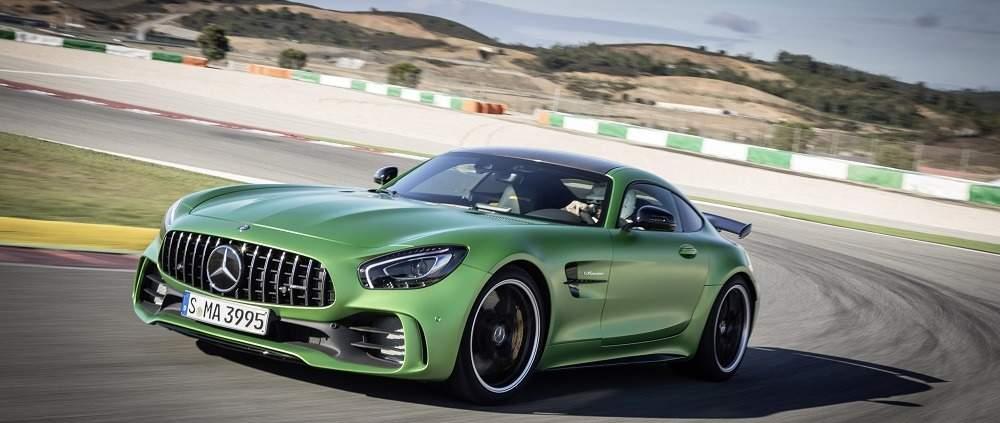 Mercedes-Benz, Mercedes-AMG GT R, companies using AI