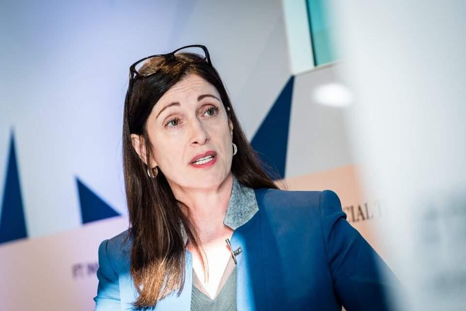 Microsoft UK CEO Cindy Rose