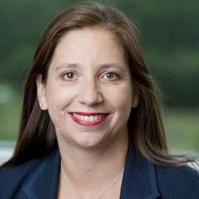 Microsoft UK COO Clare Barclay