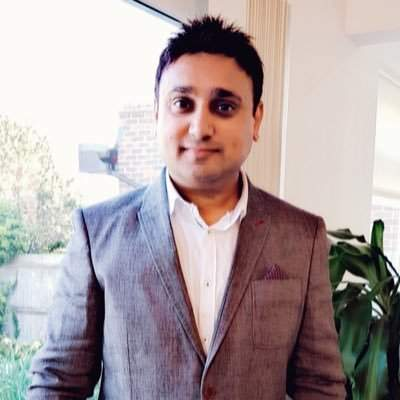 Previous Apprentice candidate, Raj Dhonota
