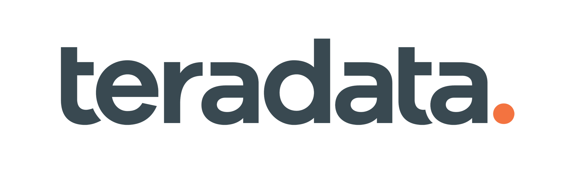 Teradata new logo