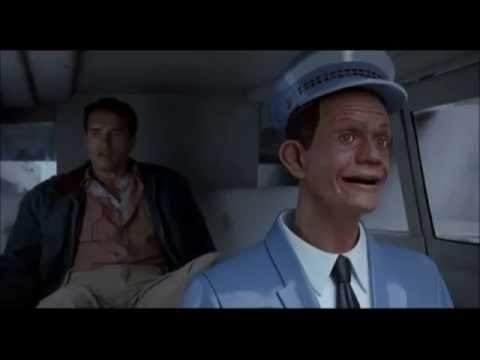 Tech inspired by film - Total Recall, self-driving cars (Credit: YouTube)
