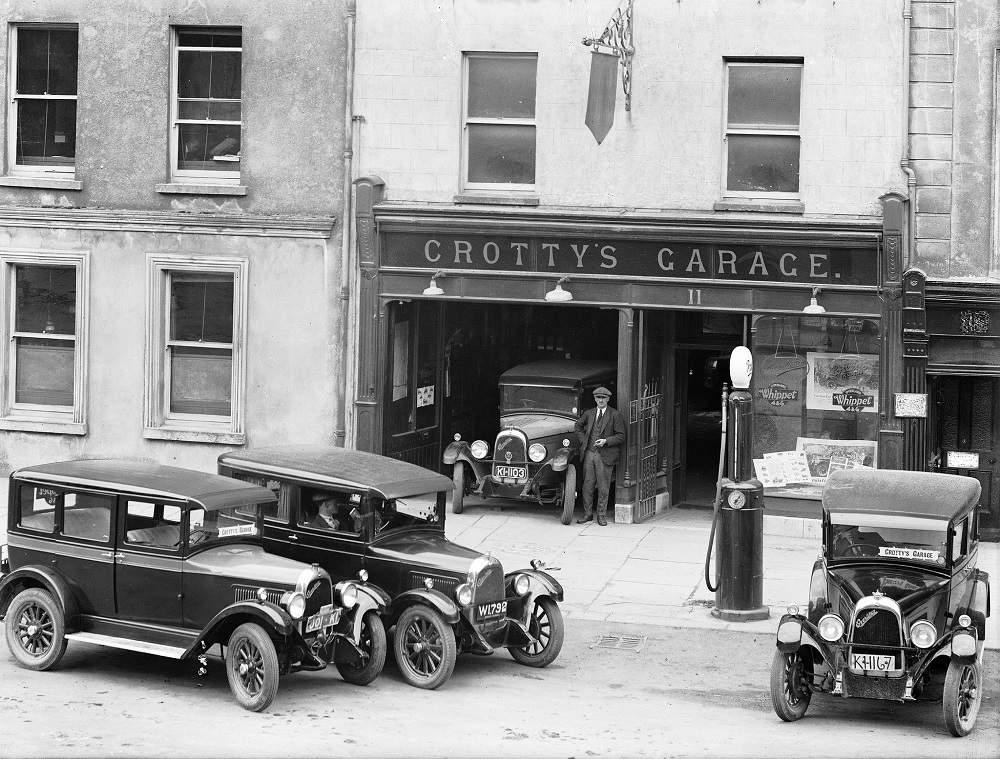 20th century cars