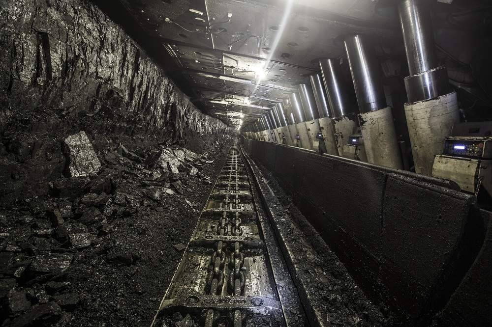 Disused coal mines, alternative energy storage