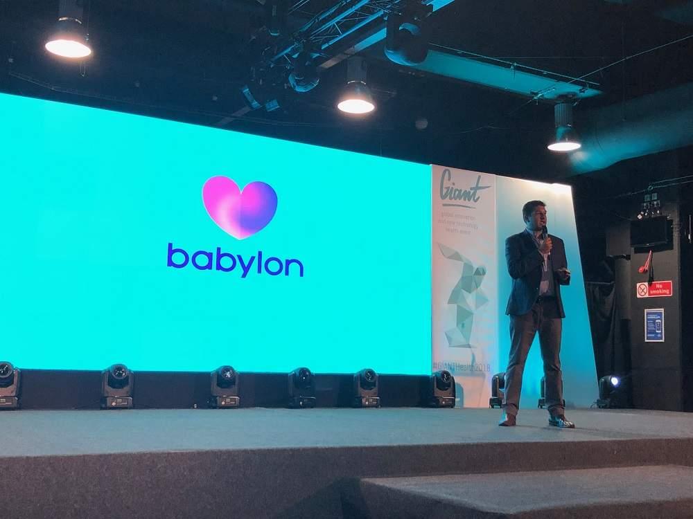 Babylon health app, virtual doctor