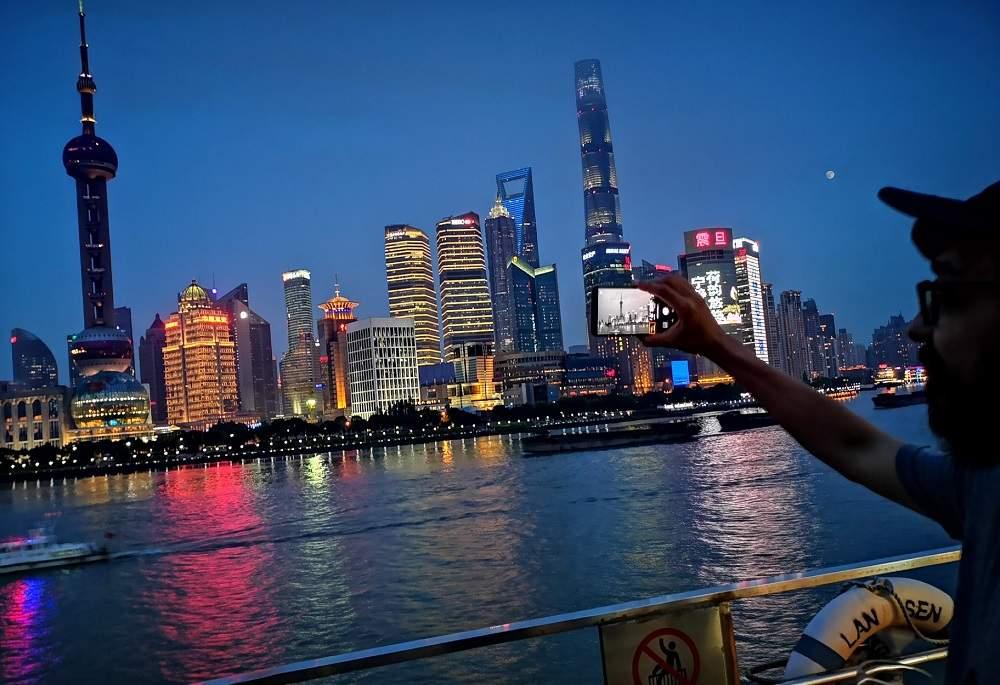Huawei P20 Pro, growth of Huawei