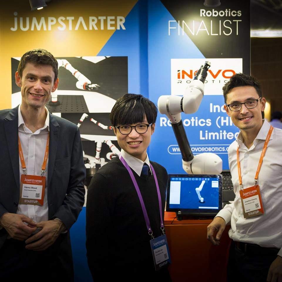 Inovo Robotics, robotics, collaborative robot