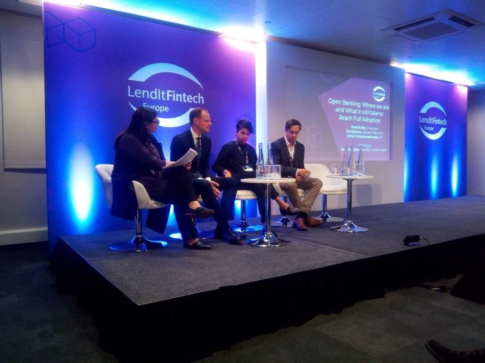 What is open banking, LendIt Fintech Europe 2018
