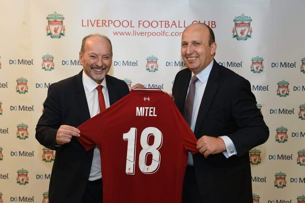 Liverpool FC fans, Mitel