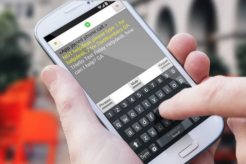 Next Generation Text Service