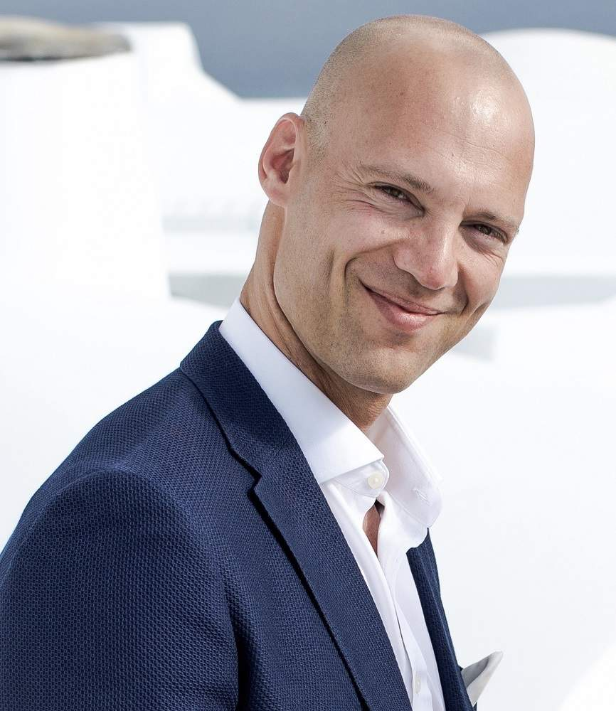 RISE CEO, Stefan Tittel