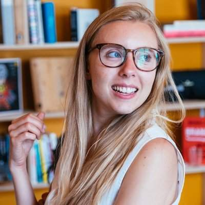 Rose Acton, founder Adia
