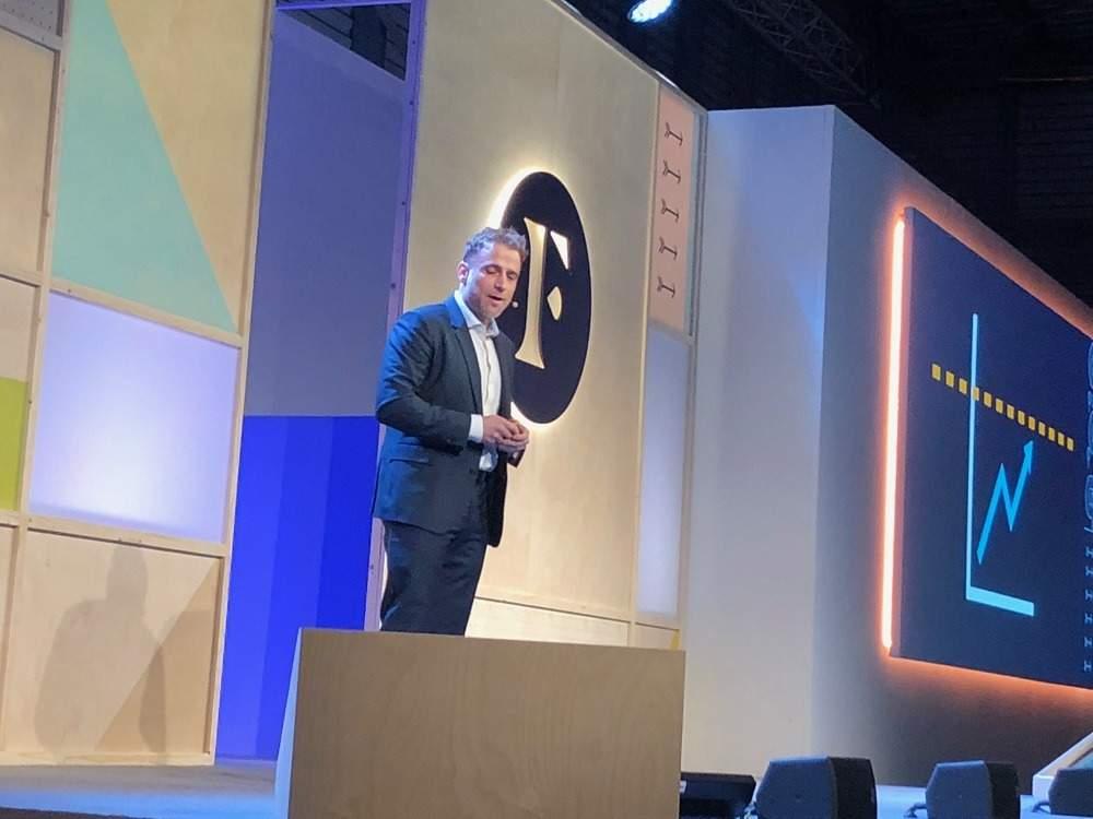Slack Frontiers, Slack CEO Stewart Butterfield