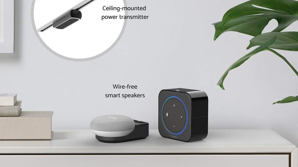 Wi-Charge, long-distance wireless charging