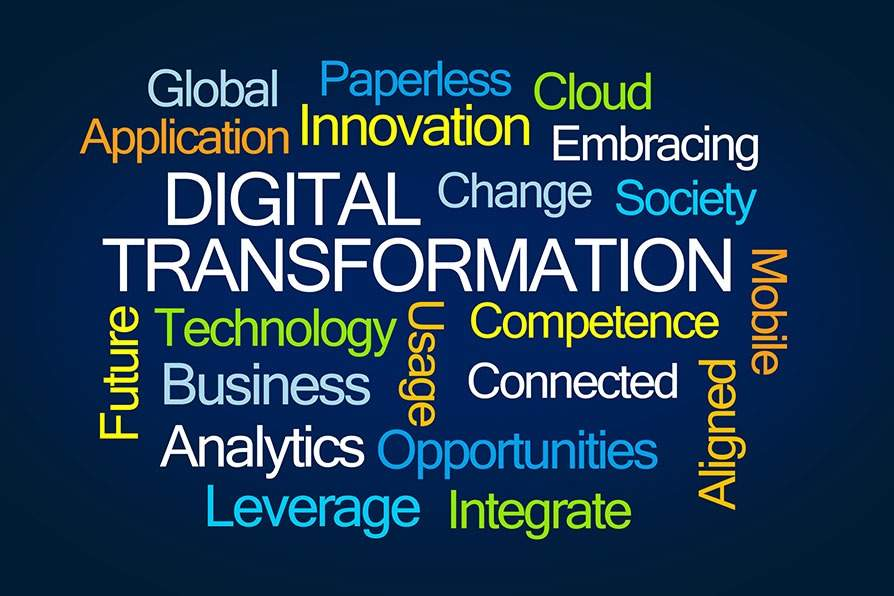why the cloud is key to digital transformation