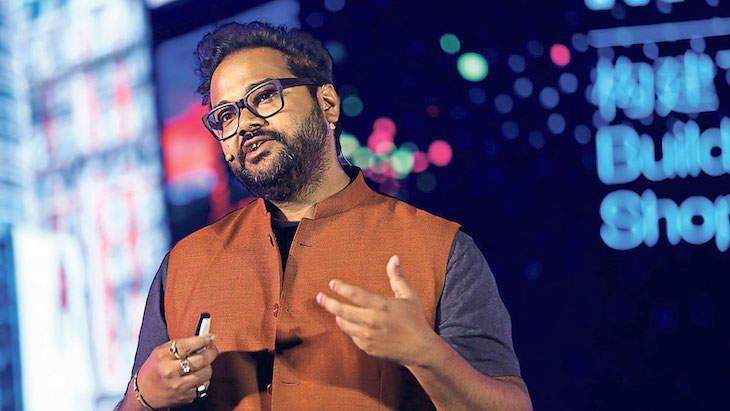 Blipper founder Ambarish Mitra