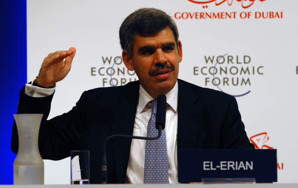 Mohamed A El-Erian, Muslim business leaders US
