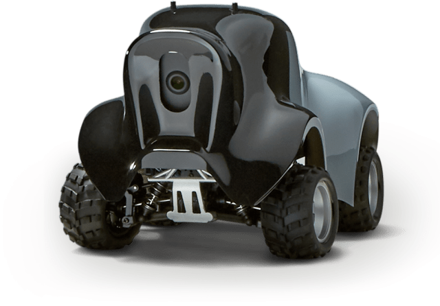 The small AI car is developed by Amazon AWS and is available for coders to buy