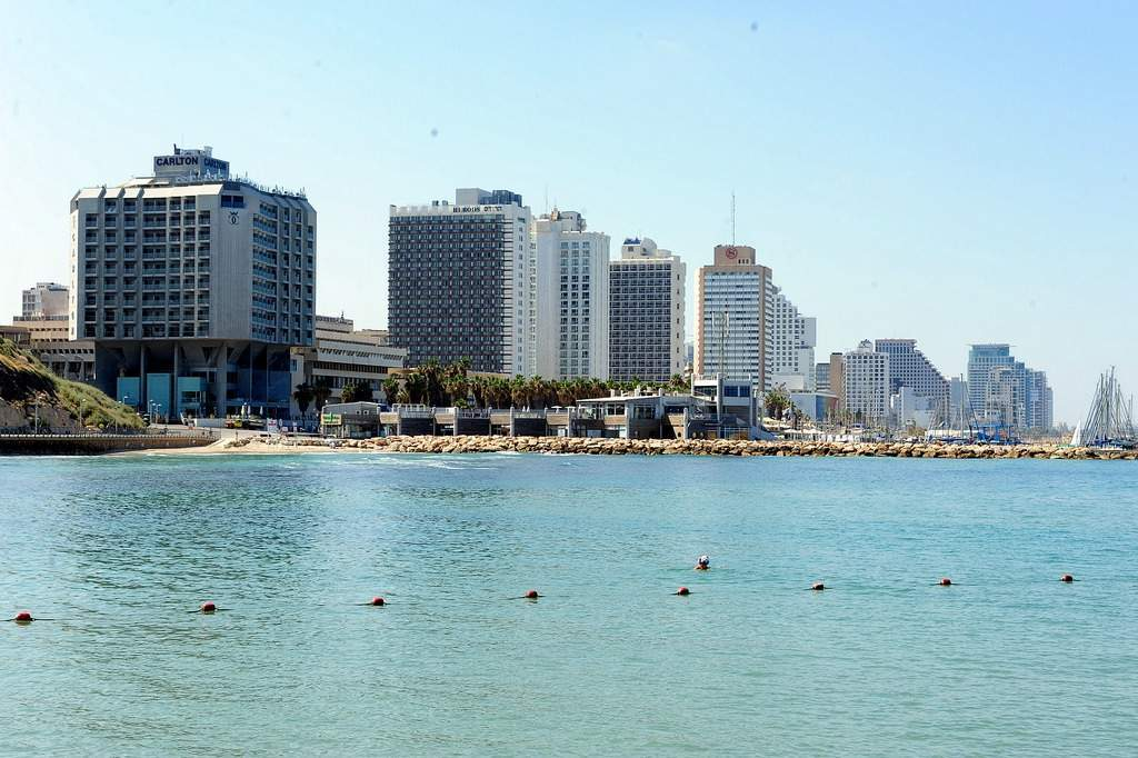 Tel Aviv tech hub