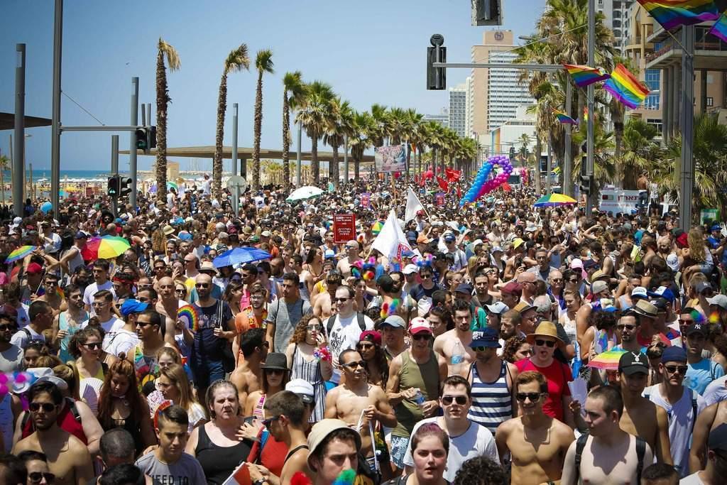 Tel Aviv gay pride, Tel Aviv tech hub