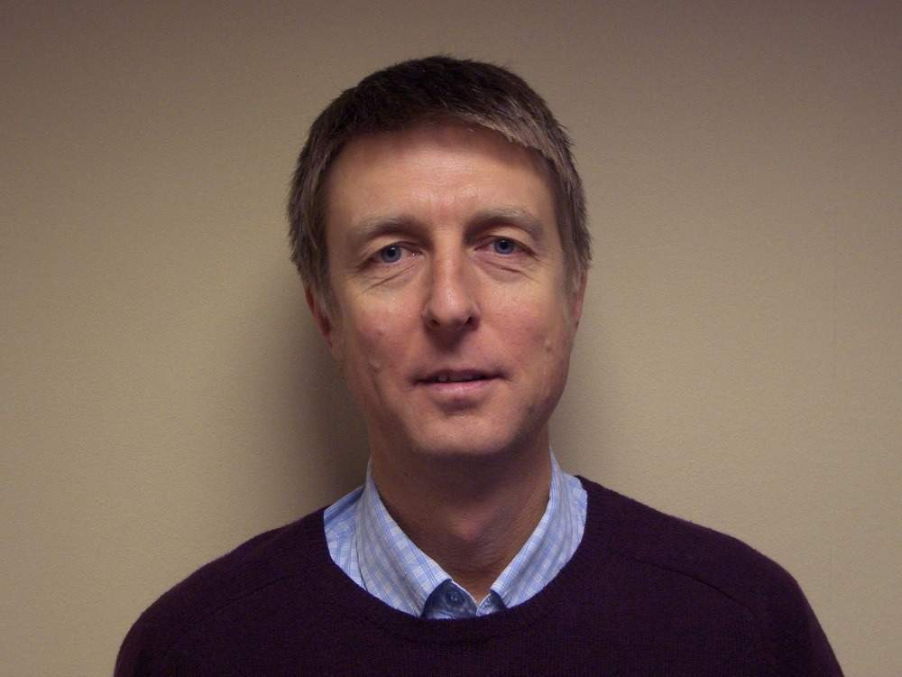 GMB national secretary Justin Bowden