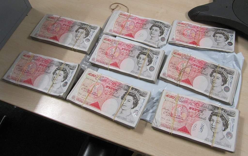 Money laundering, Brexit money laundering