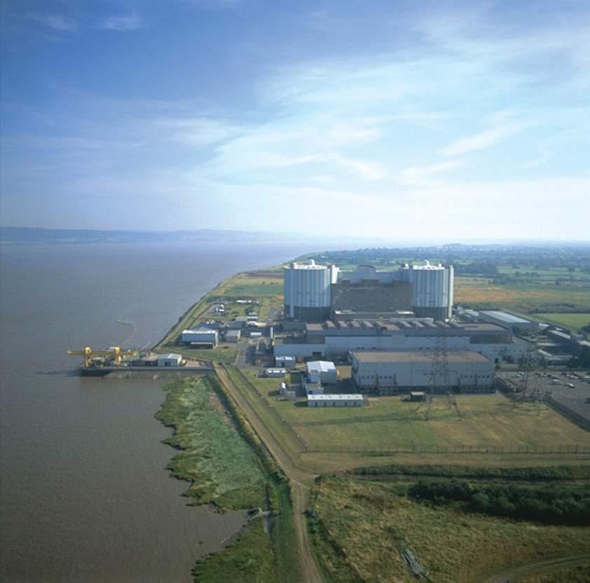Oldbury-on-Severn nuclear site