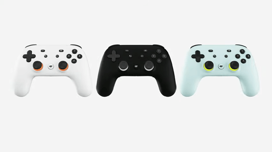 Google Stadia, cloud gaming companies