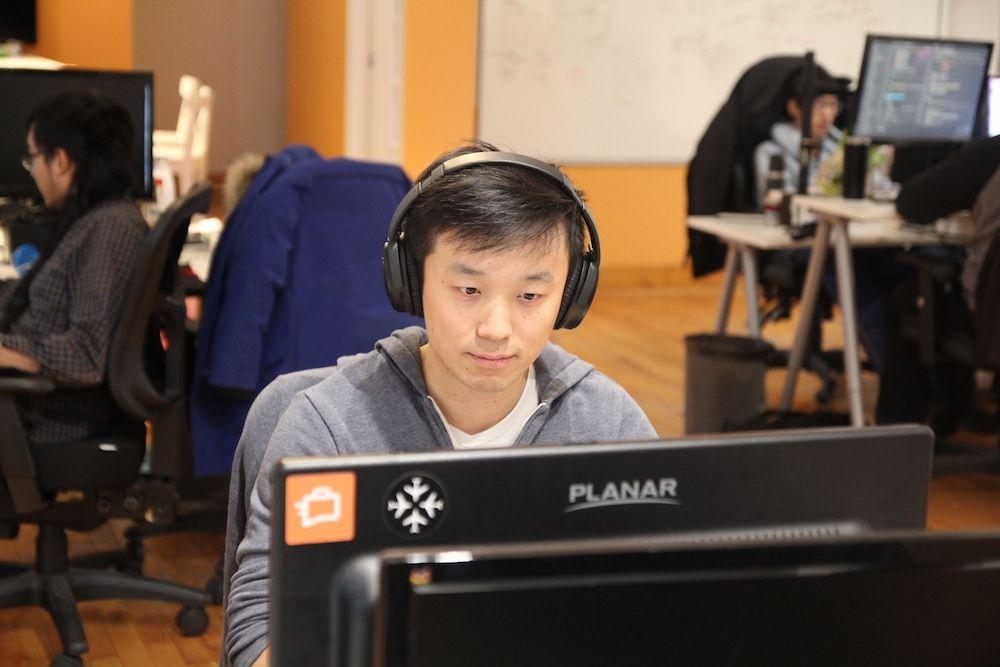 next Mark Zuckerberg, Henry Shi