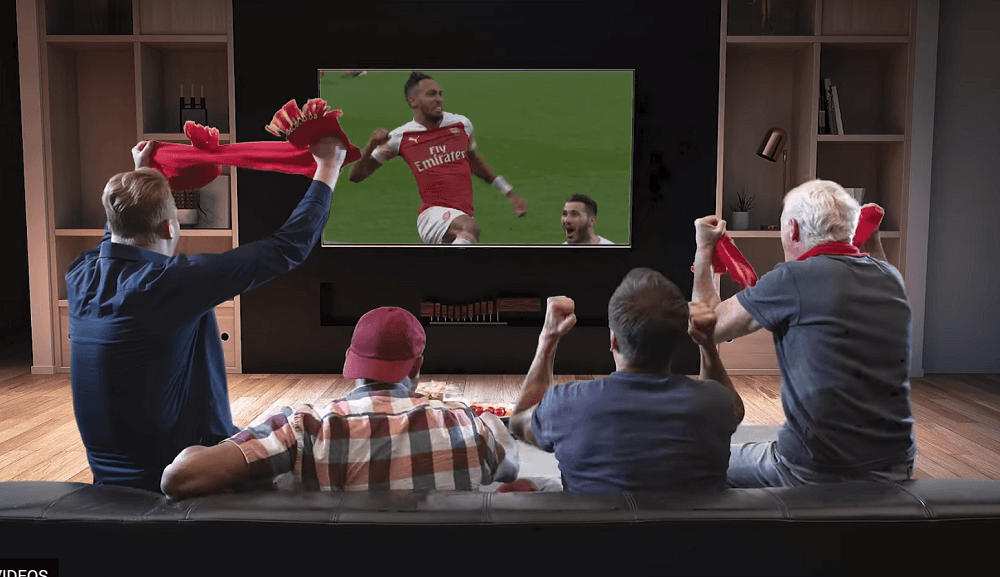3D football replays