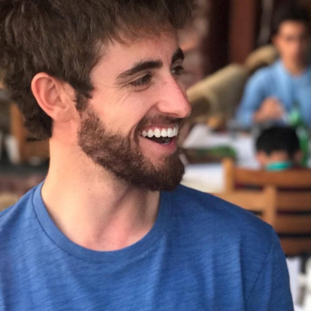 next Mark Zuckerberg, James Ruben