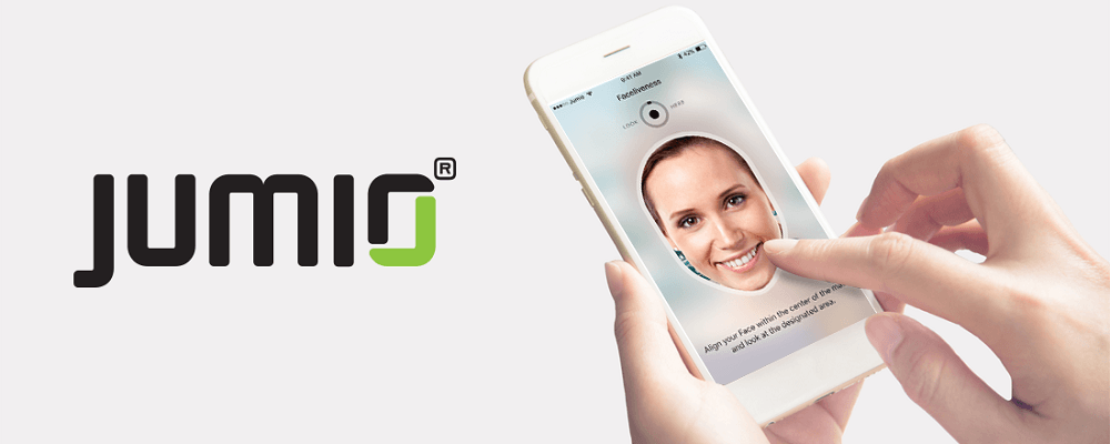 Jumio Authentication, selfie verification
