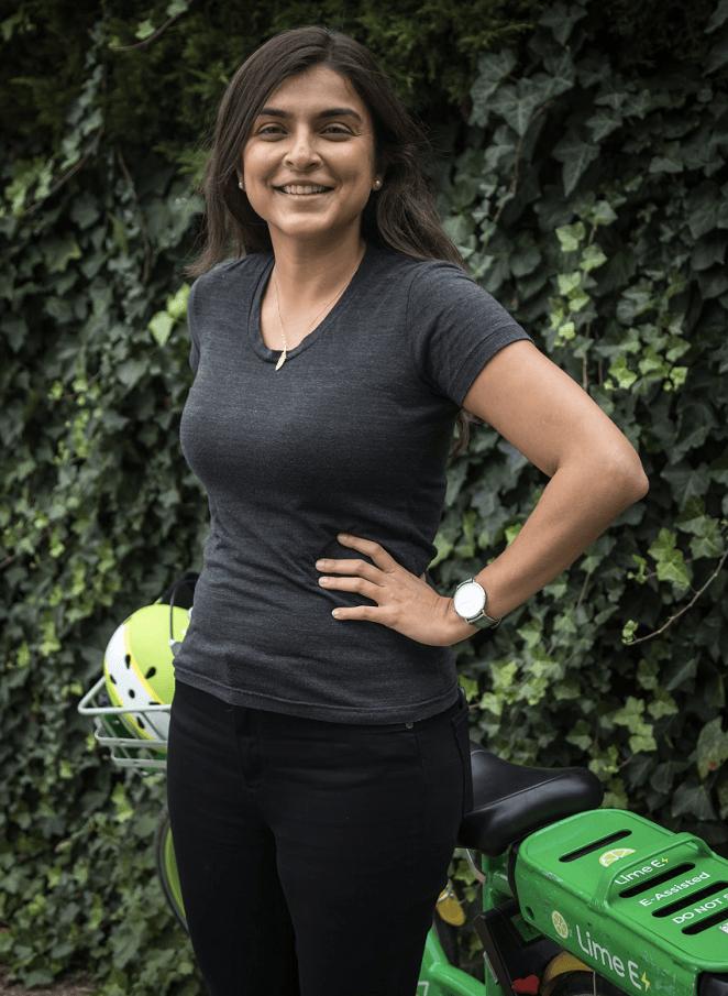 lime e-bike london