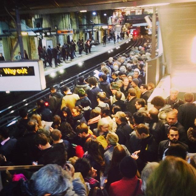 big data transport, Transport for London WiFi